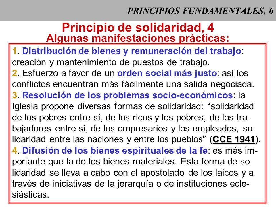 PRINCIPIOS FUNDAMENTALES, 6