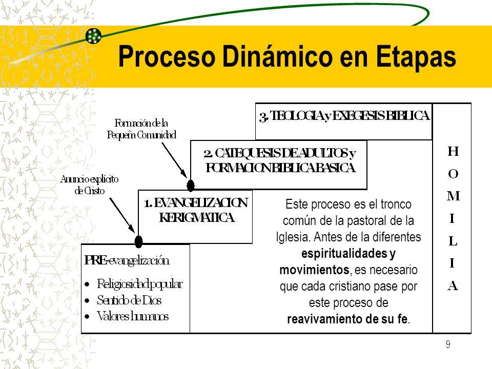 Proceso Dinámico en Etapas