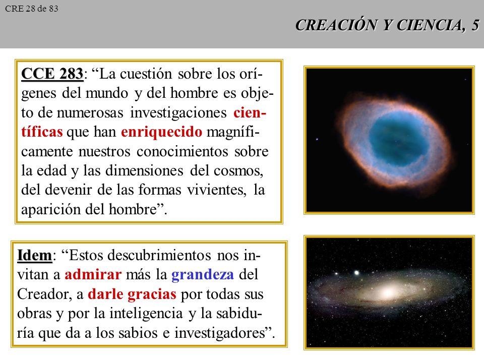 CCE 283: La cuestión sobre los orí-