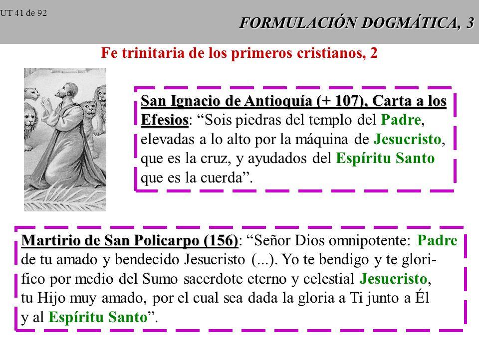 FORMULACIÓN DOGMÁTICA, 3