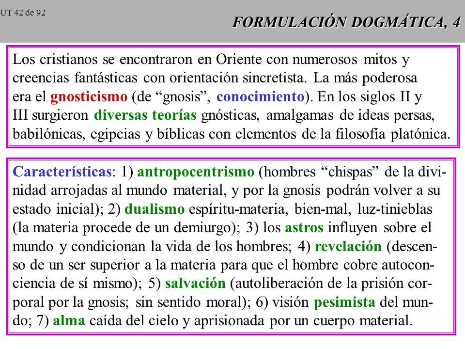 FORMULACIÓN DOGMÁTICA, 4