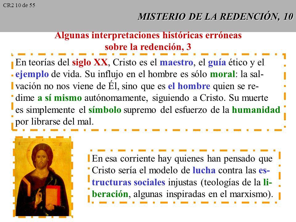 MISTERIO DE LA REDENCIÓN, 10