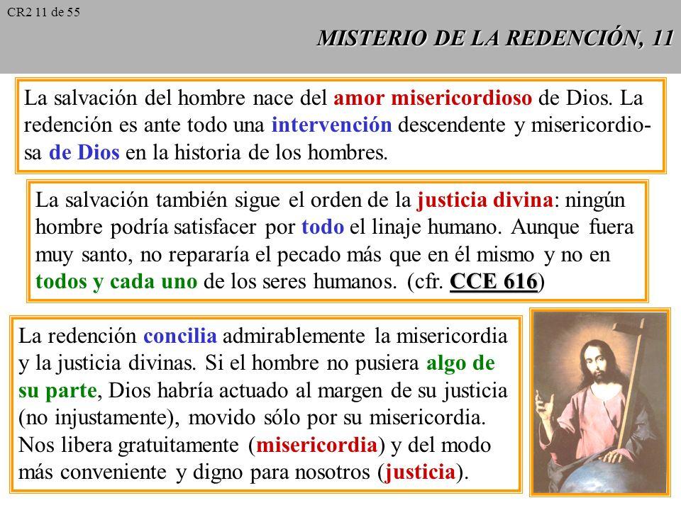 MISTERIO DE LA REDENCIÓN, 11
