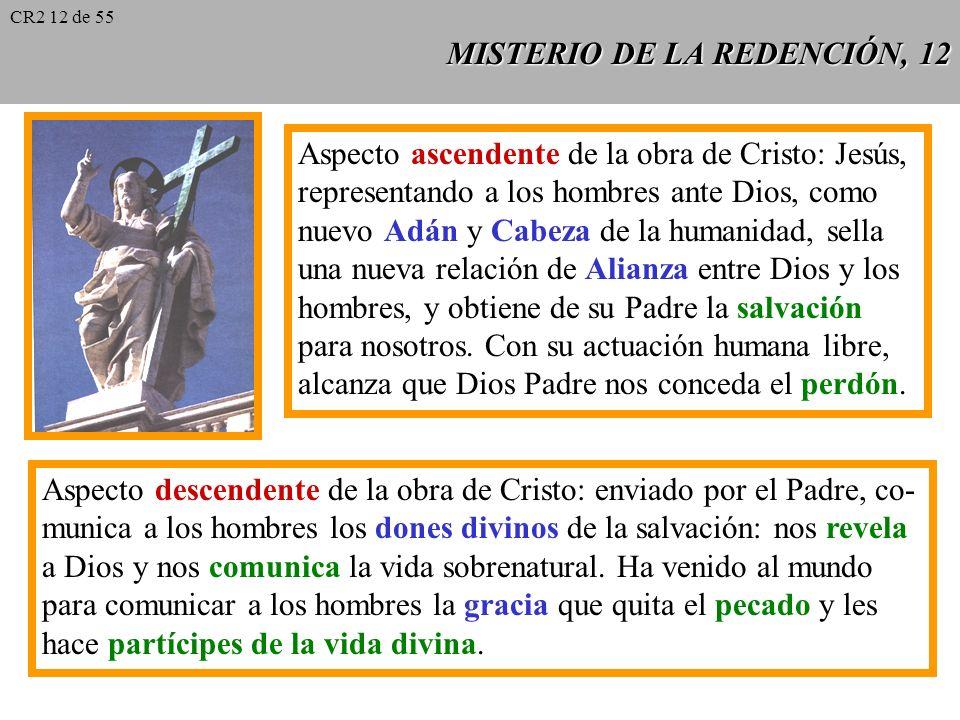 MISTERIO DE LA REDENCIÓN, 12