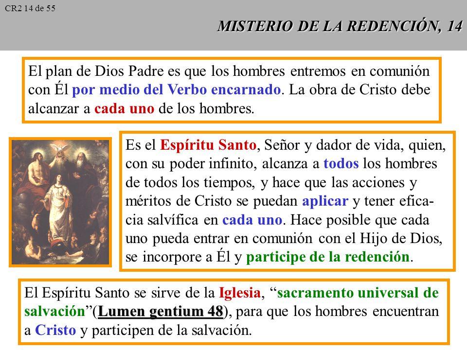 MISTERIO DE LA REDENCIÓN, 14