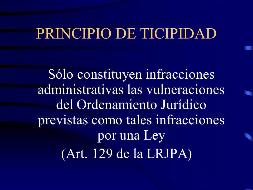 PRINCIPIO DE TICIPIDAD