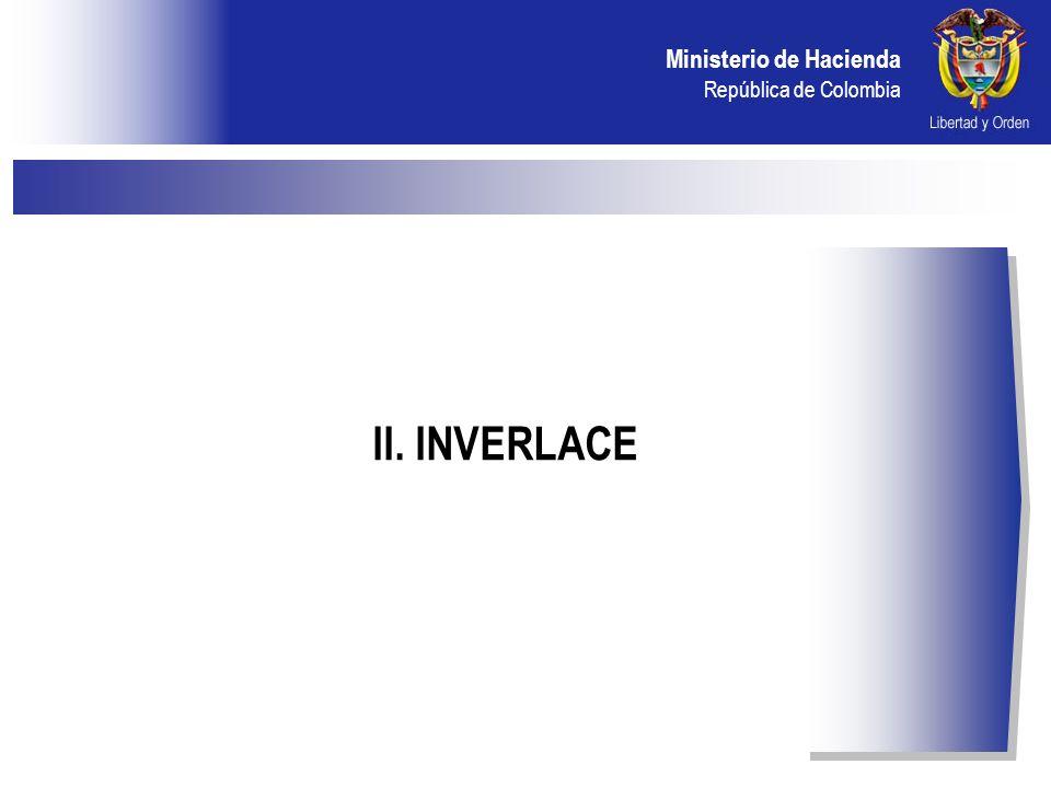II. INVERLACE