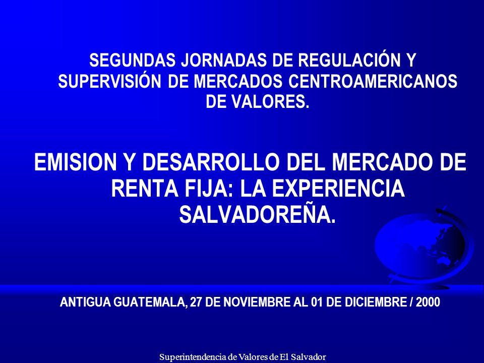 ANTIGUA GUATEMALA, 27 DE NOVIEMBRE AL 01 DE DICIEMBRE / 2000