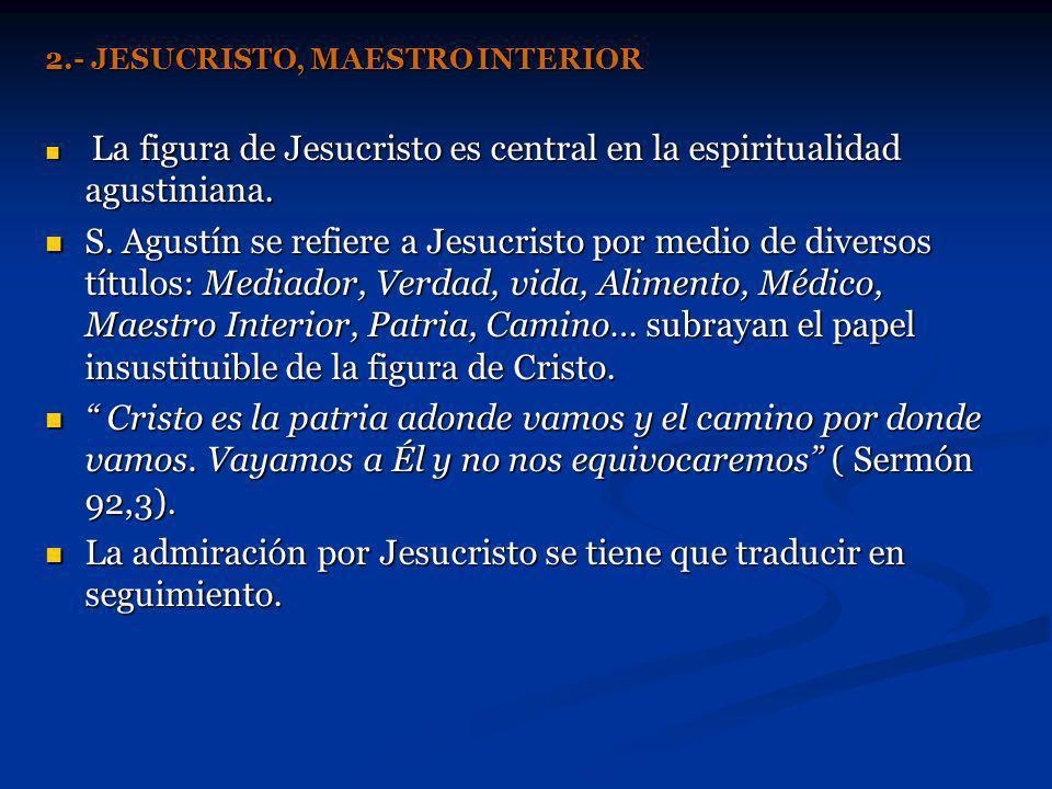 La admiración por Jesucristo se tiene que traducir en seguimiento.