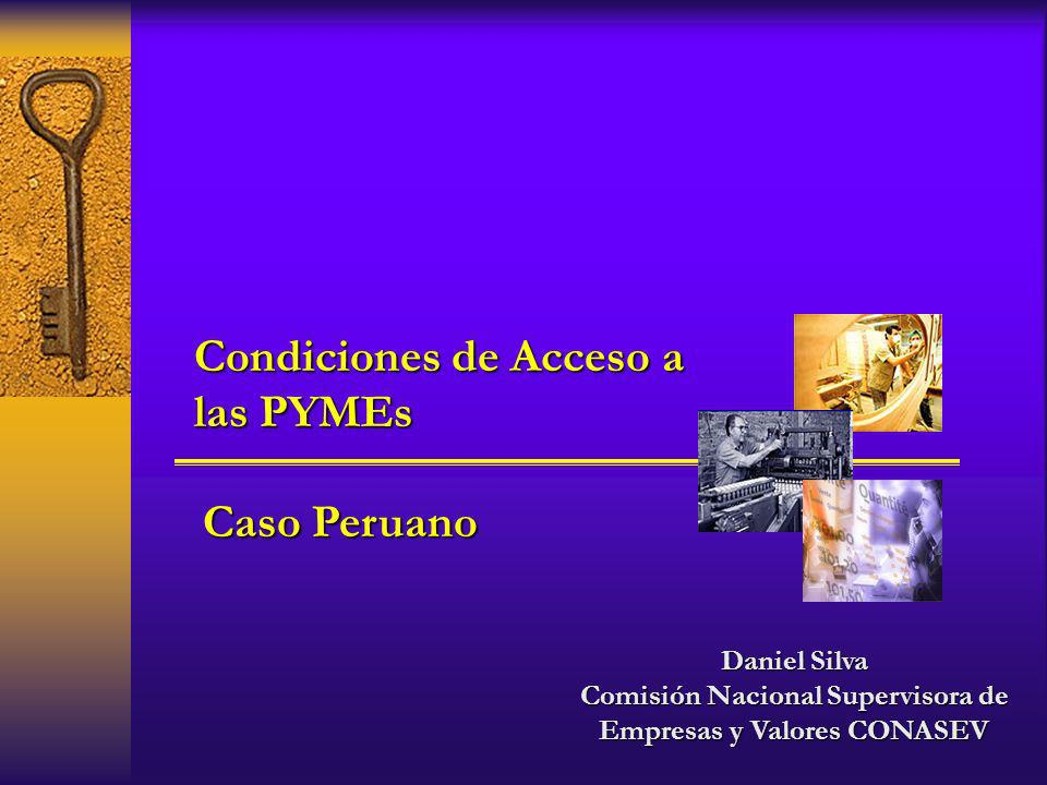 Comisión Nacional Supervisora de Empresas y Valores CONASEV