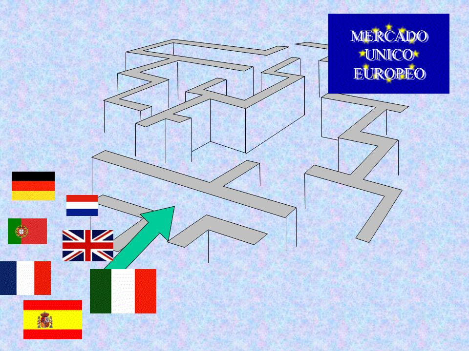 MERCADO UNICO EUROPEO
