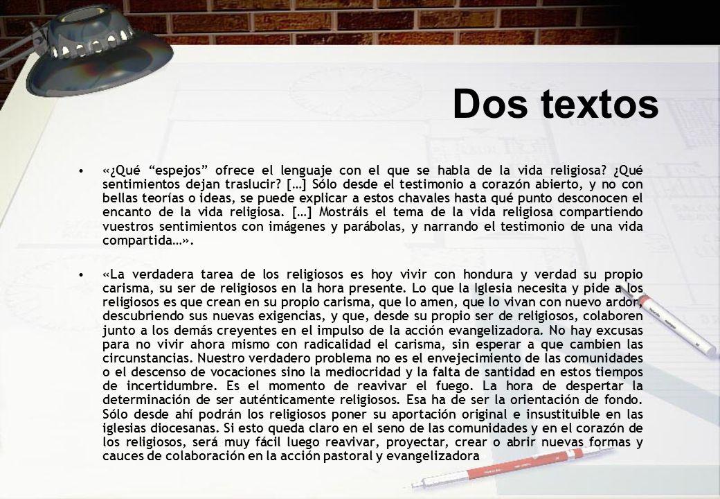 Dos textos