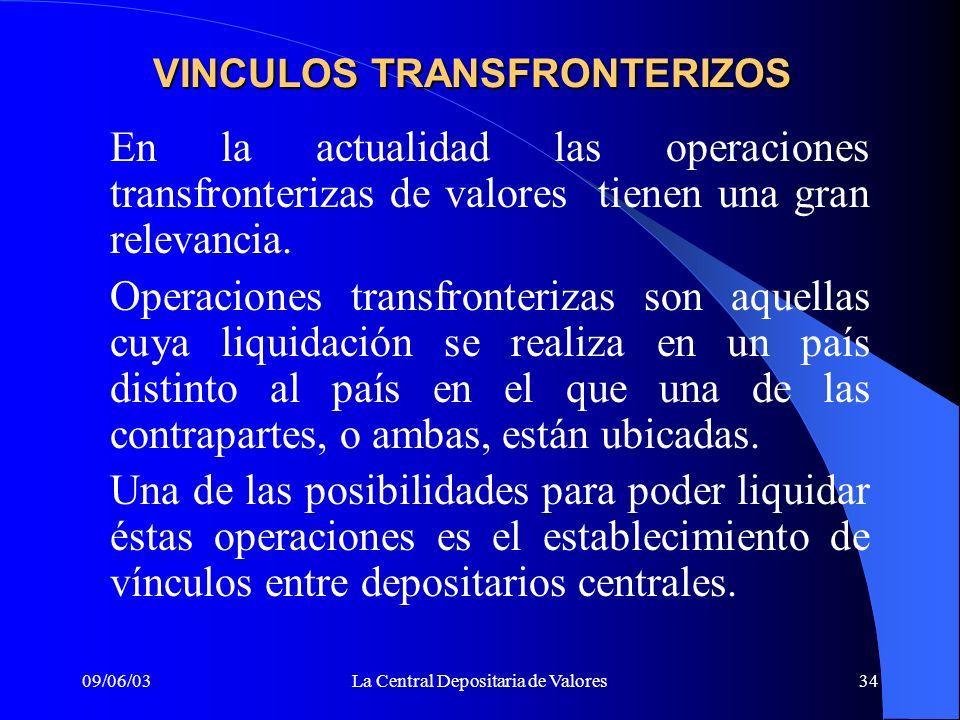 VINCULOS TRANSFRONTERIZOS