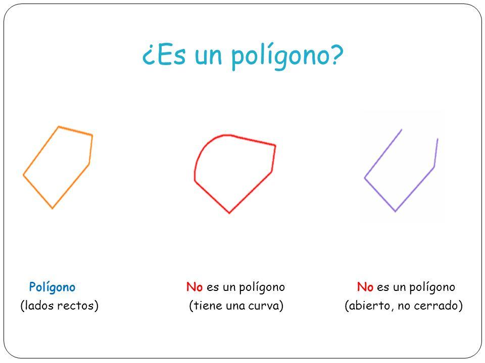 Polígono No es un polígono No es un polígono