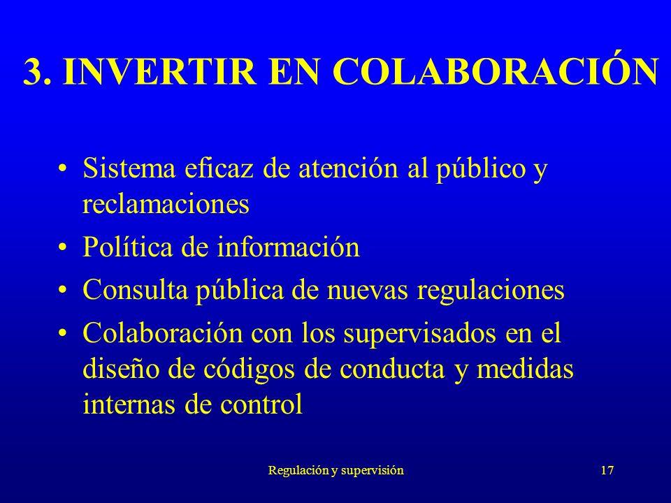 3. INVERTIR EN COLABORACIÓN