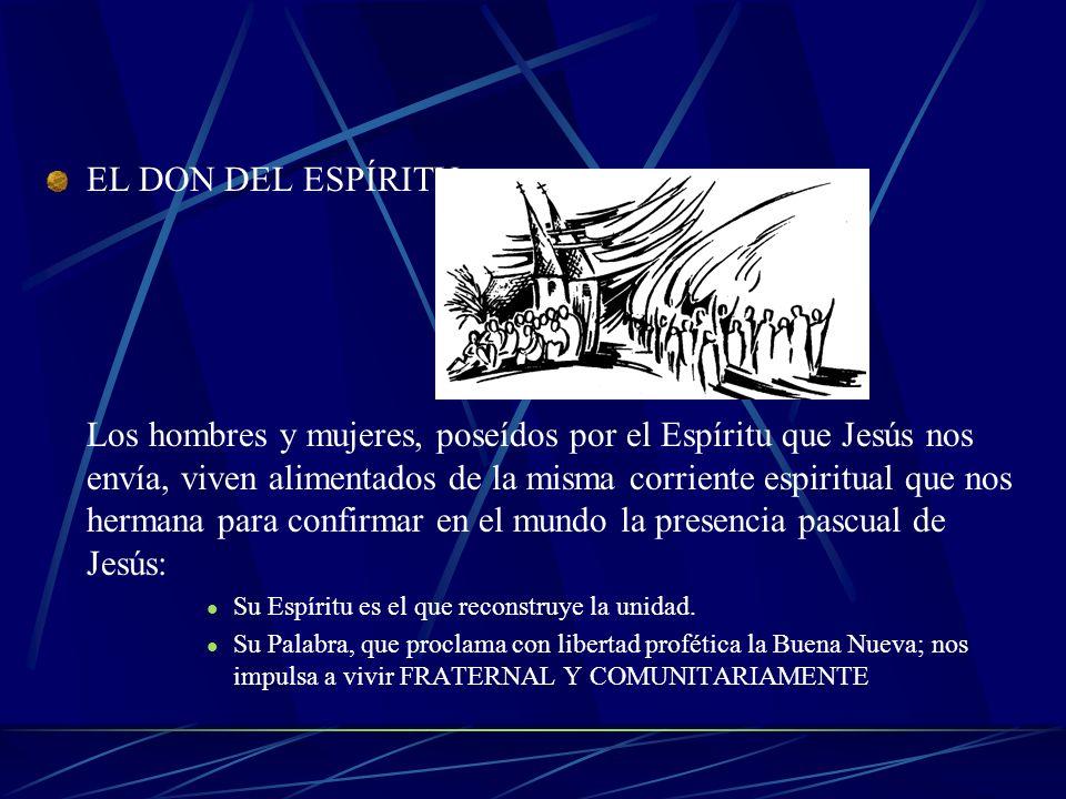 EL DON DEL ESPÍRITU