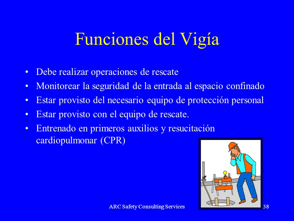 ARC Safety Consulting Services