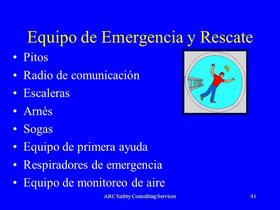 Equipo de Emergencia y Rescate