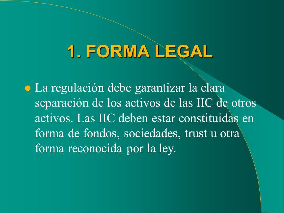 1. FORMA LEGAL