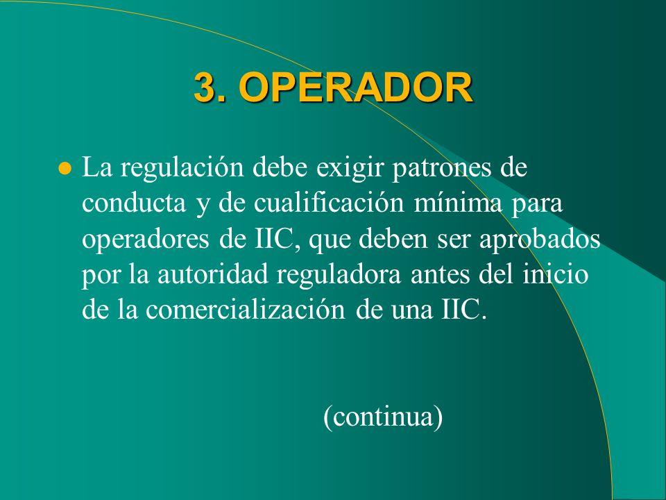 3. OPERADOR