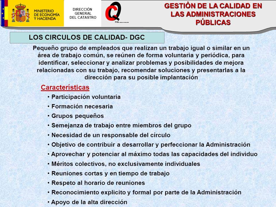 O C _ GESTIÓN DE LA CALIDAD EN LAS ADMINISTRACIONES PÚBLICAS