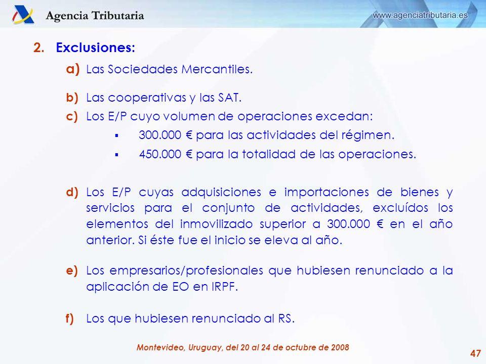 a) Las Sociedades Mercantiles.