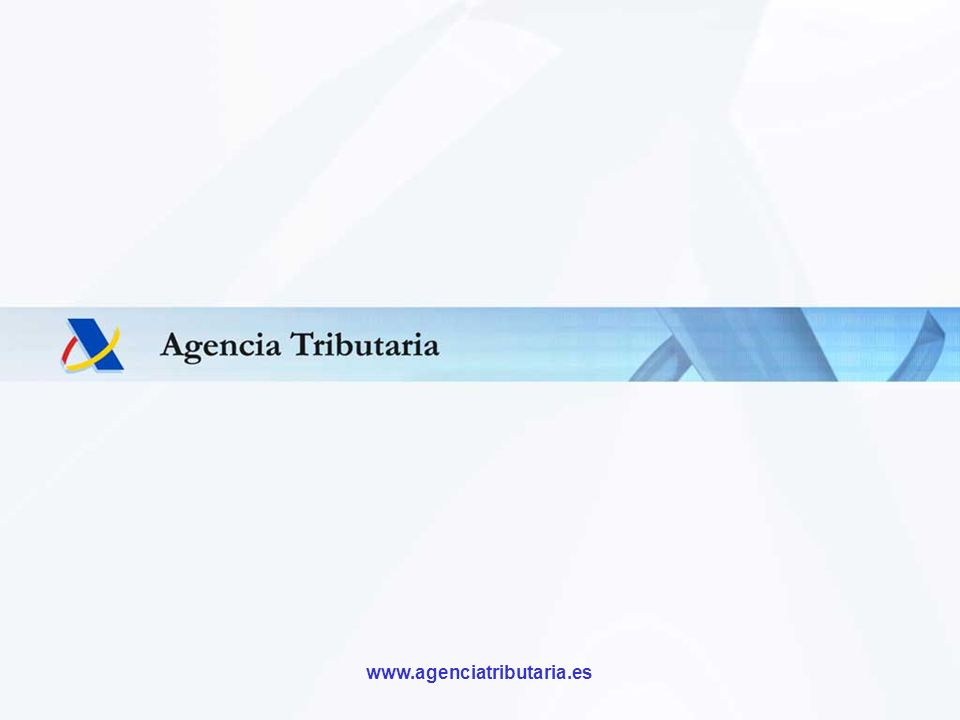CONTRAPORTADA www.agenciatributaria.es