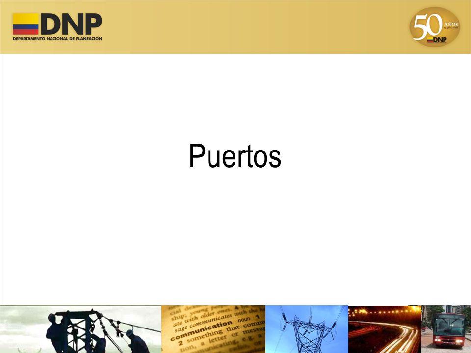 Puertos 15