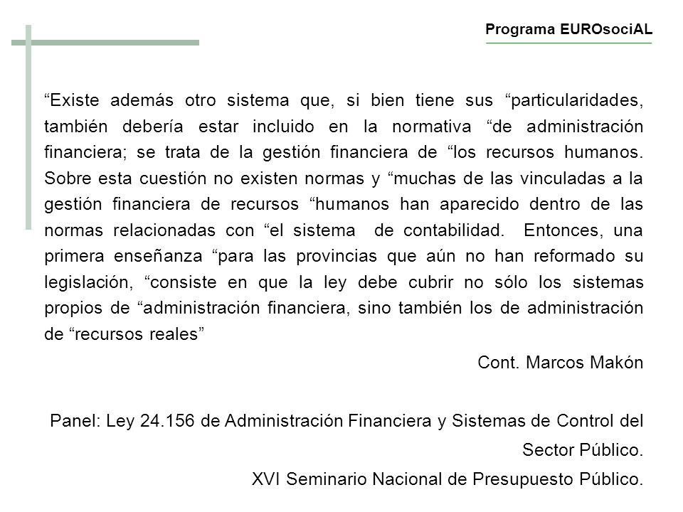 XVI Seminario Nacional de Presupuesto Público.