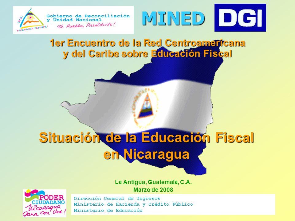 Situación de la Educación Fiscal en Nicaragua