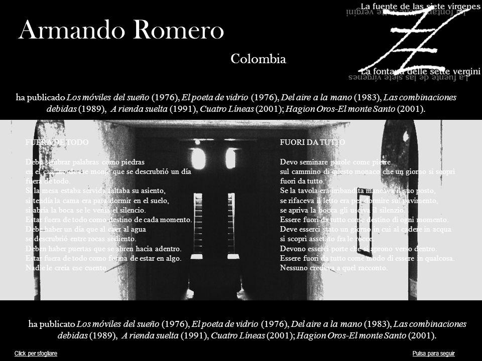 Armando Romero Colombia