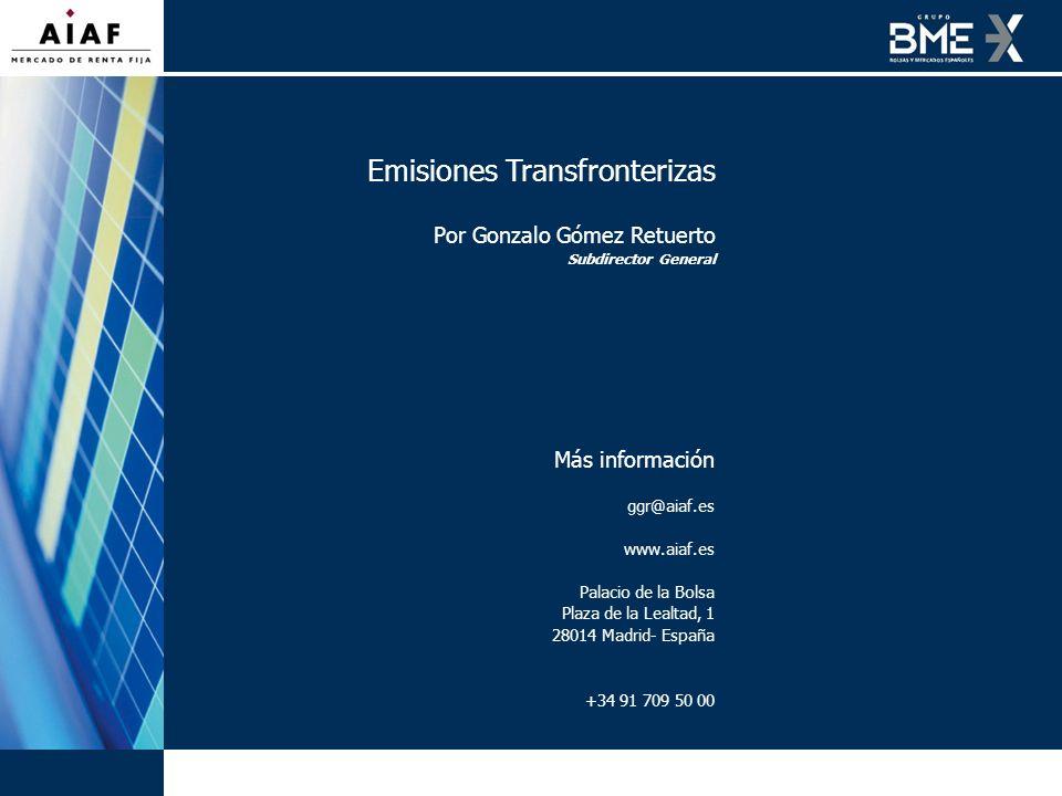 Emisiones Transfronterizas