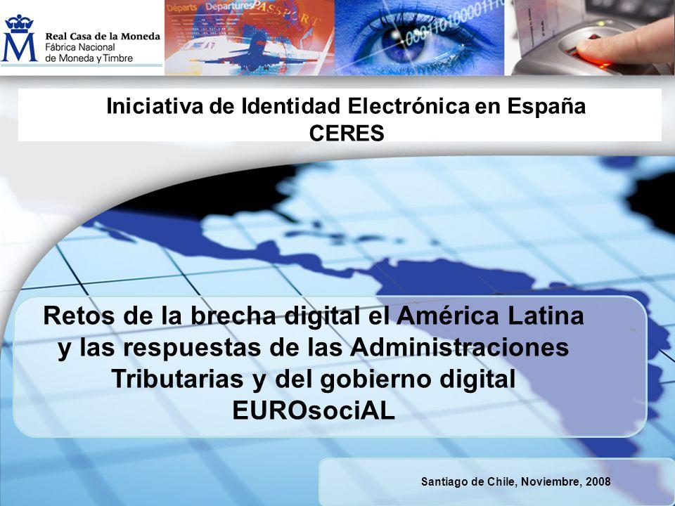 Retos de la brecha digital el América Latina