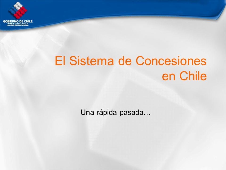 El Sistema de Concesiones en Chile