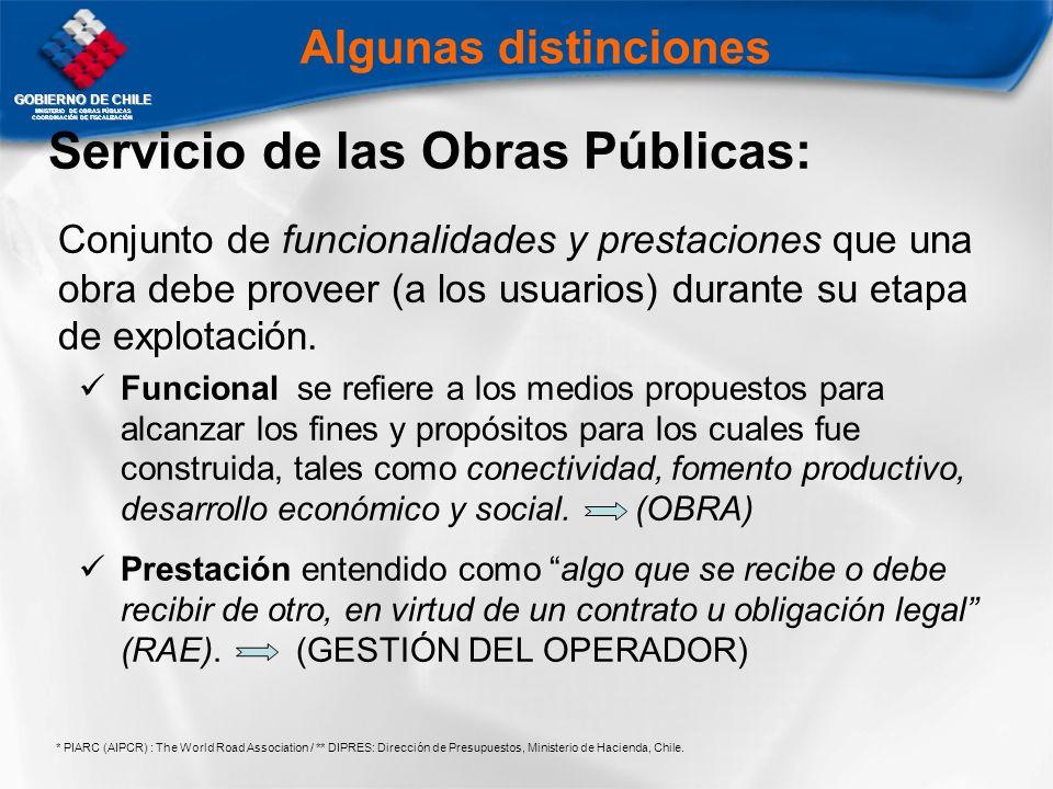 Servicio de las Obras Públicas: