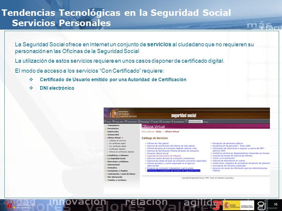 Ndice informaci n de contexto servicios de informaci n for Oficina de seguridad social en barcelona