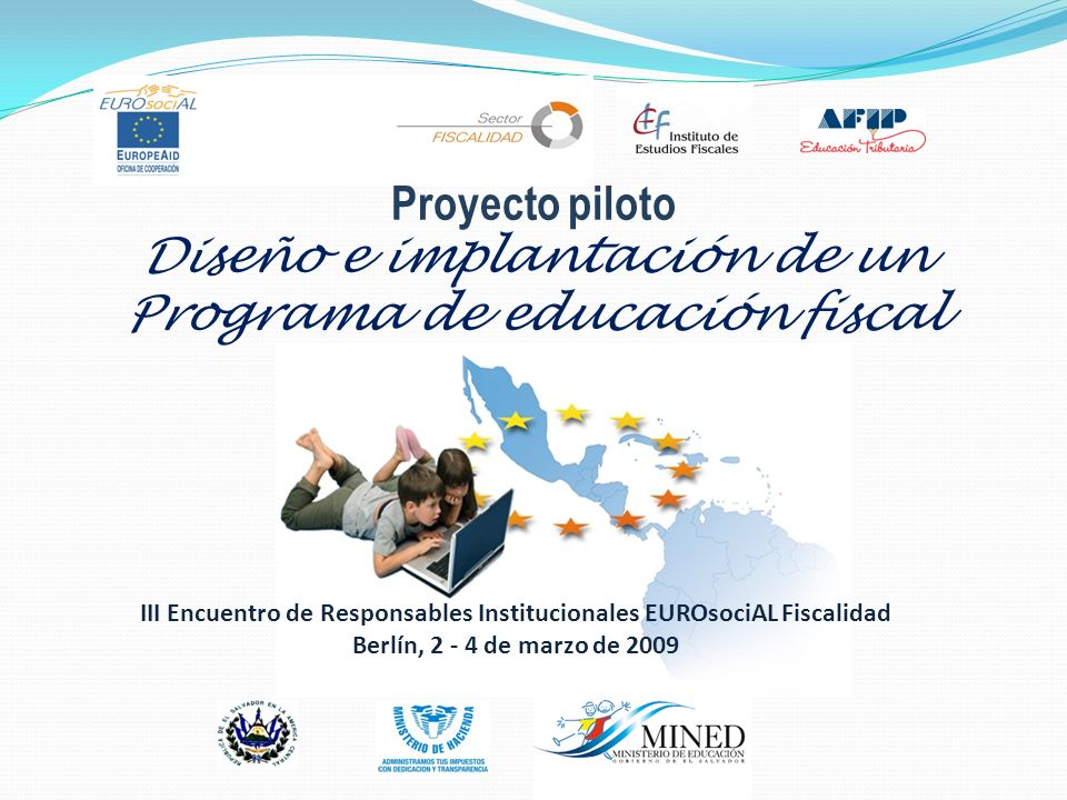 III Encuentro de Responsables Institucionales EUROsociAL Fiscalidad