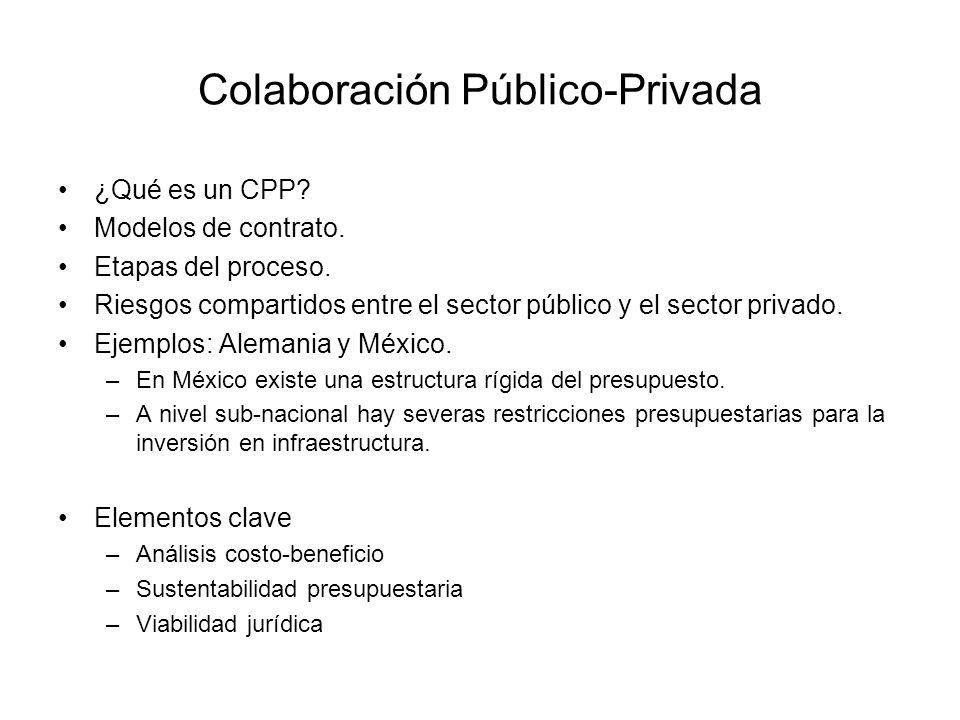 Colaboración Público-Privada