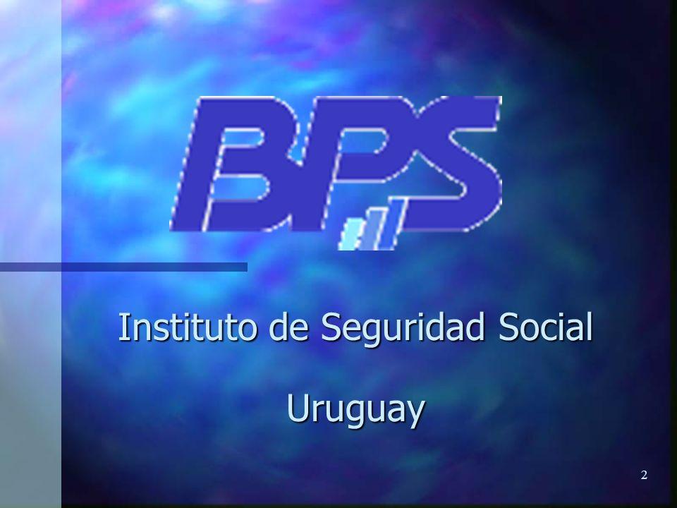 Instituto de Seguridad Social Uruguay