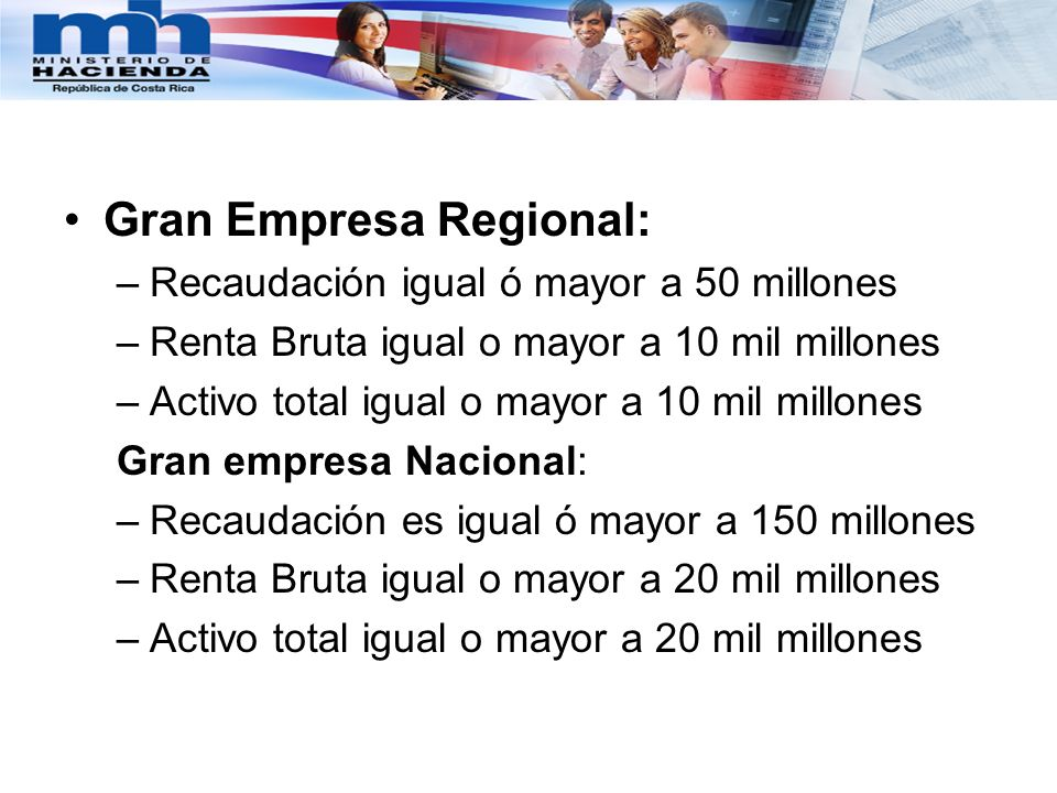 Gran Empresa Regional: