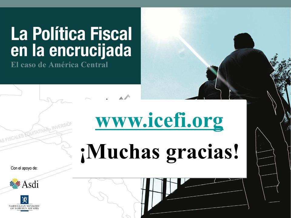www.icefi.org ¡Muchas gracias!