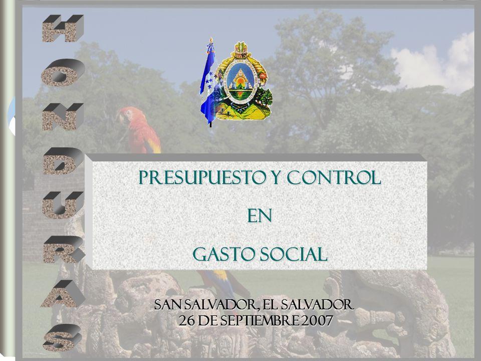 San Salvador, EL salvador 26 DE Septiembre 2007