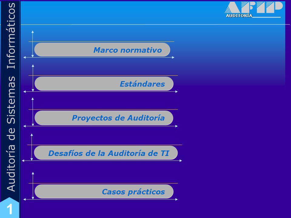 Proyectos de Auditoría