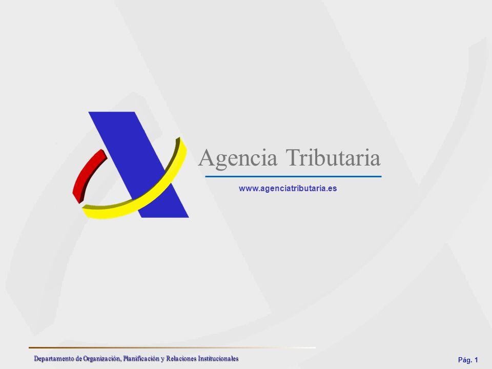 Agencia Tributaria www.agenciatributaria.es