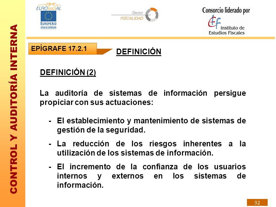 DEFINICIÓN DEFINICIÓN (2)