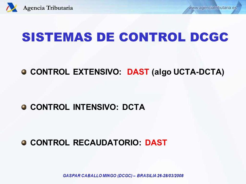 SISTEMAS DE CONTROL DCGC
