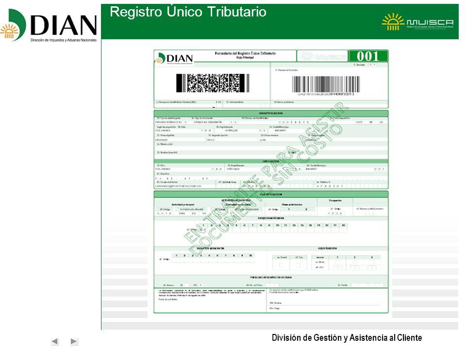 Registro Único Tributario