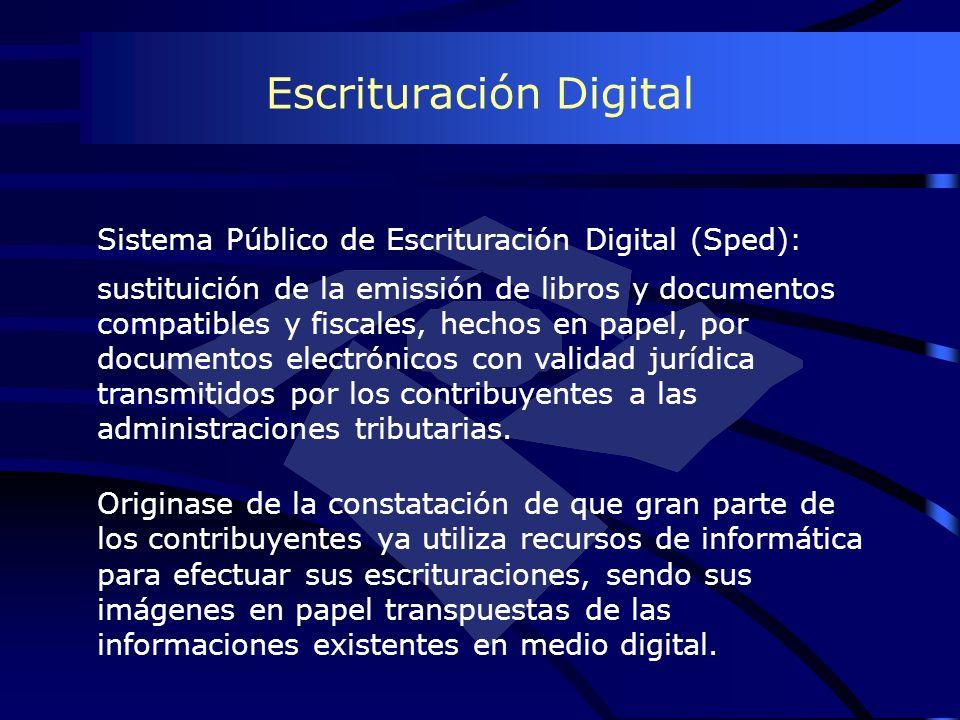 Escrituración Digital