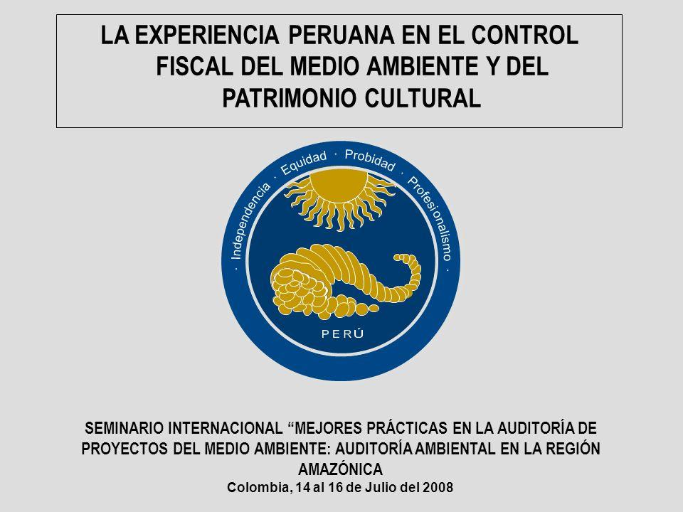 Colombia, 14 al 16 de Julio del 2008