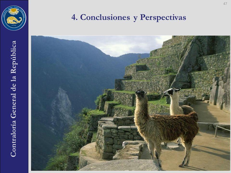 4. Conclusiones y Perspectivas